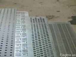 Перфорированный лист PC Lv4x20-16x25/1/1000x2000