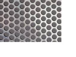 Перфорированный, оцинкованный лист 10 мм, шаг 14, 0, 8х1, 0х2м