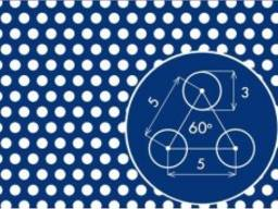 Перфорированый лист SPA Rv3-5/3/1000x2000