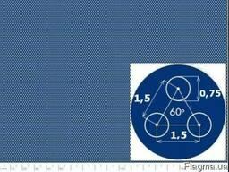 Перфоровані листи SPA Rv0,75-1,5/0,6/1000x2000
