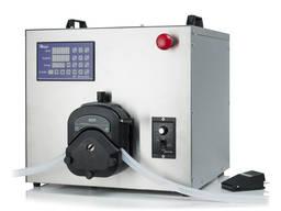 Перистальтический полуавтомат разлива насос 12 л. /м.
