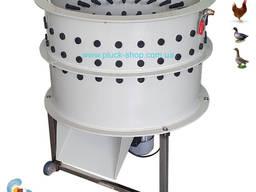 """Перощипальная машина для уток, гусей, бройлеров и кур """"Мечта Фермера – 800"""""""