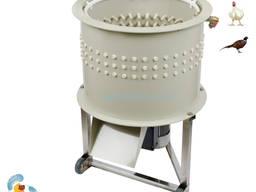 Перощипательная машина для перепелов и цыплят бройлеров «Профессионал-500П»
