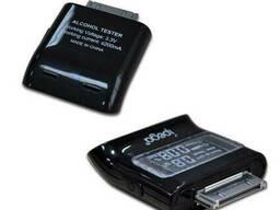 Персональный алкотестер Alco-Stop ALT-41 для iPhone 4/4S с полупроводниковым датчиком. ..