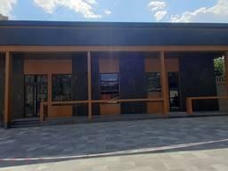 Первая аренда фасадного здания 120м2 с активным трафиком и парковкой