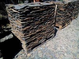 Андезит - природный камень со склада в Чернигове