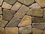 Песчаник фасадный косточка