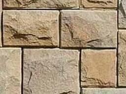 Песчаник плитка прямоугольная