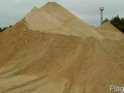 Песок беляевского карьера. Сеяный/несеяный