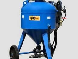 Пескоструй АСО-150 пескоструйный аппарат дробеструйный