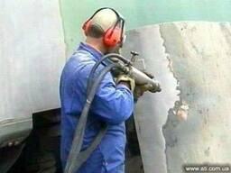 Термоабразивная очистка.
