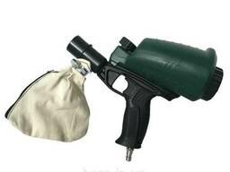 Пескоструйный пистолет с системой рекуперации Parkside. ..