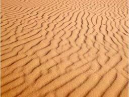 Песок белый речной