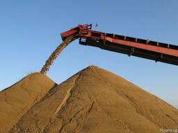 Песок сеяный строительный Беляевский