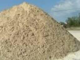Песок Беляевский не сеянный