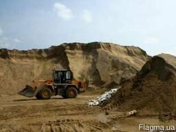Песок Кучурганский не сеяный, мелкозернистый, для подсыпки
