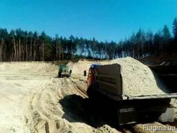 Песок Безлюдовский