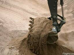 Песок. Доставка Песка. Чистый песок.