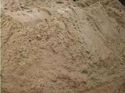 Песок карьерный Мариуполь 1-30 тонн