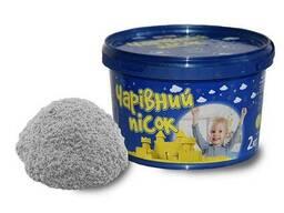 Песок клаcсический Strateg, ведро 2 кг SKL11-237333