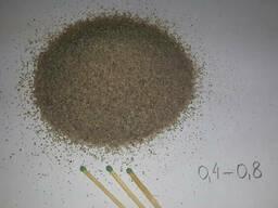 Песок кварцевый 0, 4-0, 8