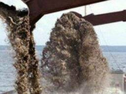 Песок морской подсыпочный