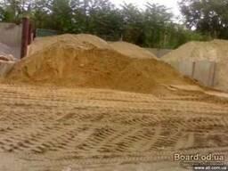 Песок на кладку одесса с доставкой
