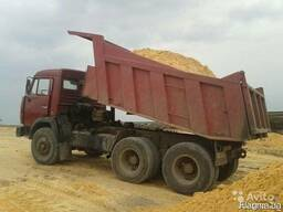 Песок, Отсев, Шлак, Щебень 5-10 тонн