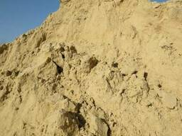 Песок речной Казантип (Багерово) чистый