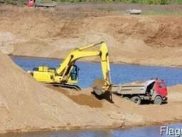 Песок речной (мытый) - фото 1