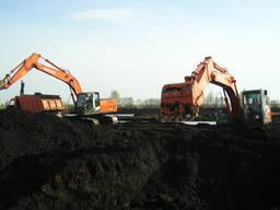 Продажа чернозема, грунта, земли, купить с доставкой Бровары