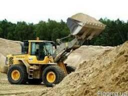 Песок речной. Песок овражий. Украинка, Обухов, Кагарлик
