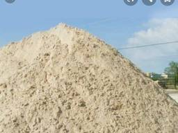 Песок речной. Песок овражный. Доставка . Боярка