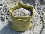 Песок речной в мешках 30л доставка на объекты - фото 4