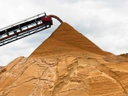 Песок речной вознесенский