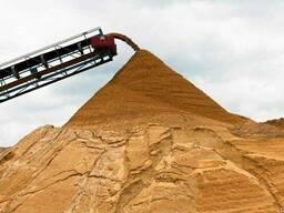 Песок сеяный мелкий вознесенский