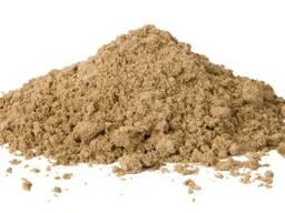 Песок сеяный вознесенский