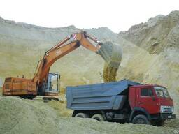 Песок Щебень Бетон Цемент