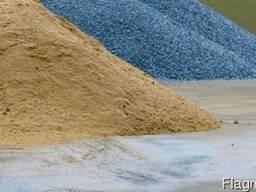 Песок Щебень до 15тонн