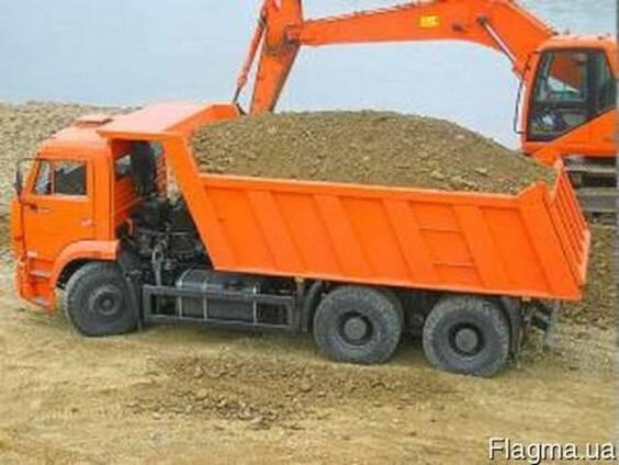 Цемент, щебень, песок. Склад стройматериалов. Донецк.