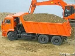 Песок, щебень, шлаки. .. Цемент ПЦ-400 - 500. Донецк.
