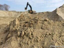 Песок. Щебень. Отсев. Бетон. Керамзит. Вывоз мусора. Вывезти