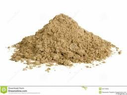 Песок в Буча, песок речной, овражный Буча