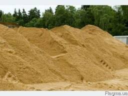 Песок всех видов с доставкой по Донецку