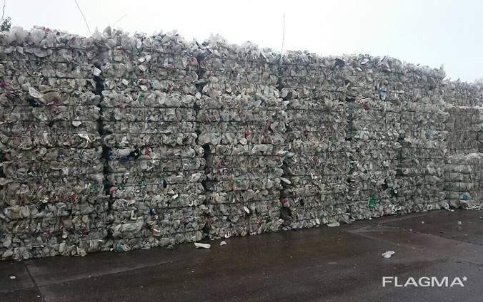 Pet Bottles scrap 90/10