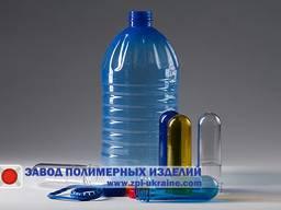 ПЭТ бутылка 5 литров