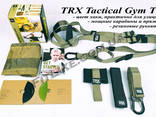 Петли TRX PRO (2, 3, 4, Tactical) подвесные. Новые модели. Доставка - фото 4
