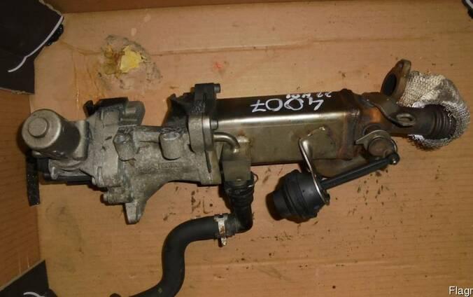 Peugeot 4007 2007–2012 2,2HDI Клапан EGR 9656911780 б\у