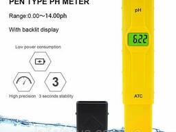 PH-метр PH-911 АТС с подсветкой