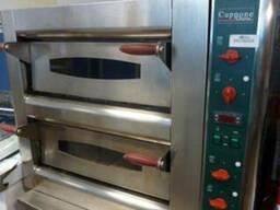 Пицца печь Cuppone ovens бу TH430/2D для общепита